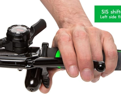 Trigger Bell with SIS or thumb shifter gears