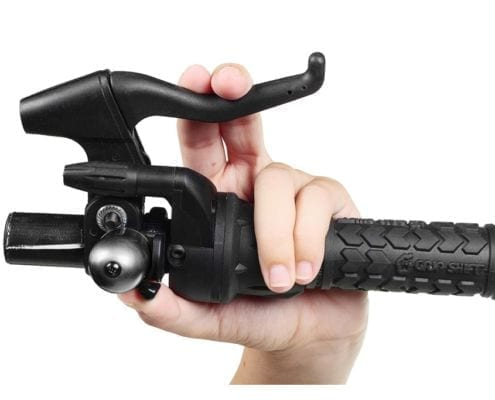 Trigger Bell with grip shift gears bottom view