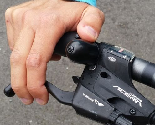 Trigger Bell on trigger shifters