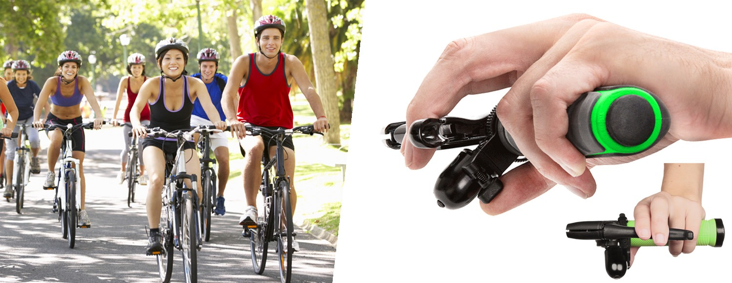 biggest discount new cheap wide varieties Bike Bell - Trigger Bell - A Safer Bicycle Bell